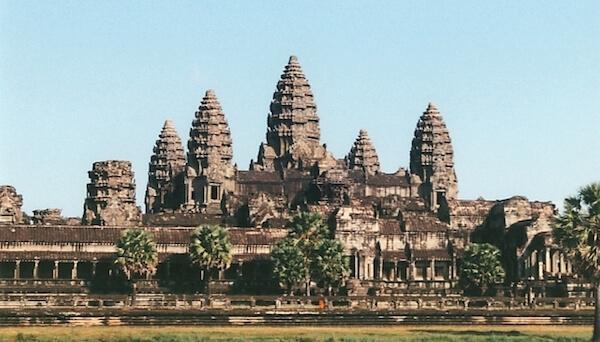カンボジア_ひとり旅