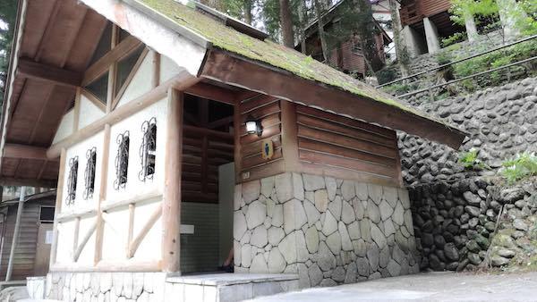 氷川キャンプ場_トイレ