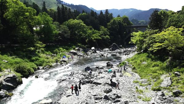 御岳渓谷_写真スポット