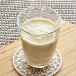豆乳甘酒ミルクセーキ