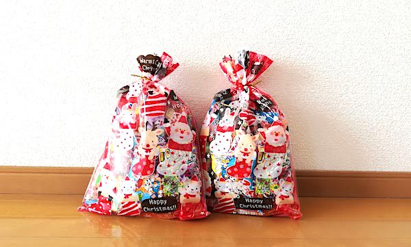お菓子セット_セリア