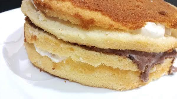 アイスケーキ_手作り