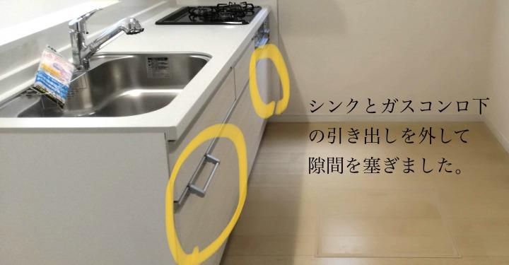 キッチン_ゴキブリ対策