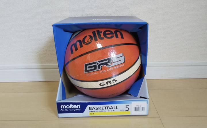 バスケットボール_小学生